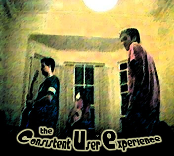 the Consistent User Experience Album Cover